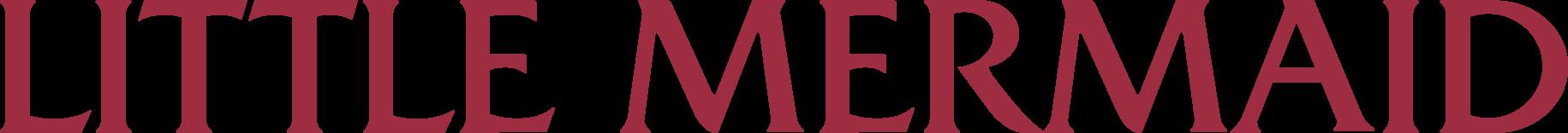 リトルマーメイド logo