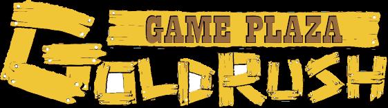 ゴールドラッシュ logo