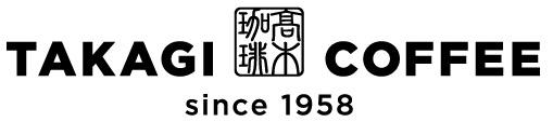 髙木珈琲 logo
